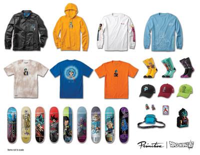 Image 2 - Primitive Skateboarding Product