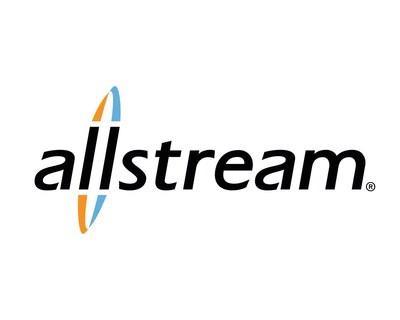 Allstream Logo (English) (CNW Group/Allstream)