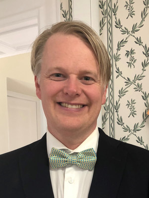 Dr. Peter Magnusson, lead researcher of TEASE-study