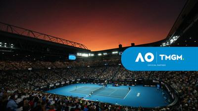 A popular plataforma de transações CFD, TMGM, anuncia orgulhosamente o patrocínio de longo prazo do torneio de tênis Australian Open, começando com a edição de 2021.