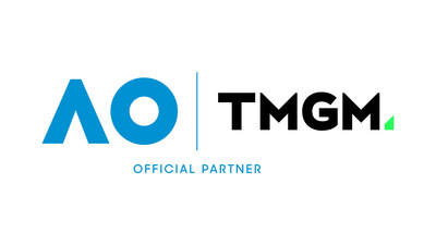 AO & TMGM Official Partner Logo