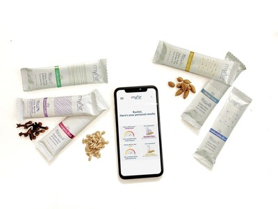myAir Develops AI-Powered Personalized Nutrition to Help Consumers Manage Stress
