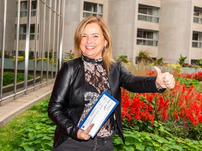Lucie Legendre (Groupe CNW/Loto-Québec)