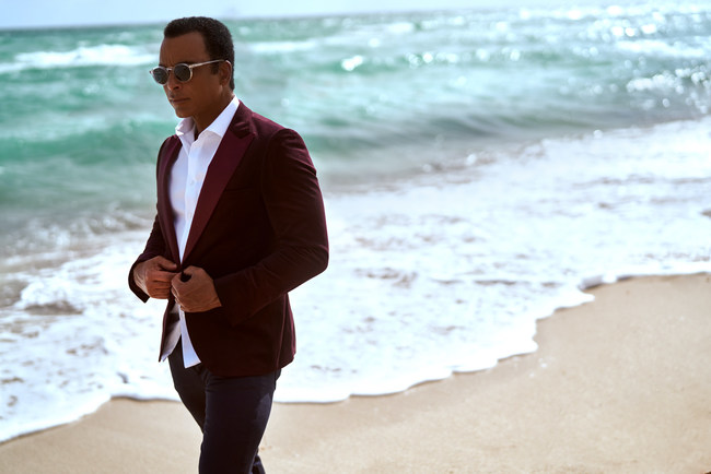 International superstar Jon Secada to kick off 'JazzAid Live from the Banyan Bowl' at Pinecrest Gardens on Saturday, October 17