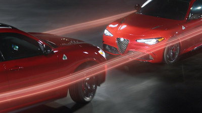 "Alfa Romeo debuts new 60-second video ""Control"" with voiceover by Alexander Skarsgard"