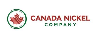 Logo: Canada Nickel Company (CNW Group/Canada Nickel Company Inc.)