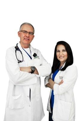 K. Paul Gerstenberg, D.O. and Brandi Wright, FNP-C