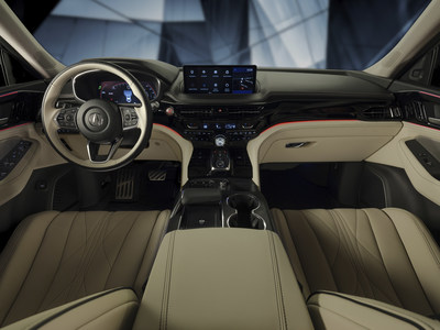 Acura MDX (CNW Group/Honda Canada Inc.)