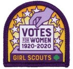 Women's Suffrage Centennial Commission Partners with Girl Scouts of the USA