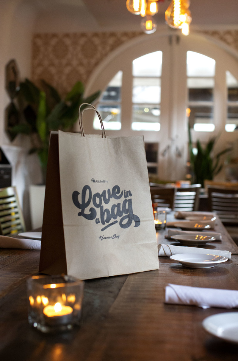 GlobalPro specializes in helping businesses recover from loss or damage. A cornerstone of our team's core values is an unwavering commitment to our clients. In line with these values, we decided to support hospitality clients in our community through an initiative called Love in a Bag, (#LoveinaBag)!