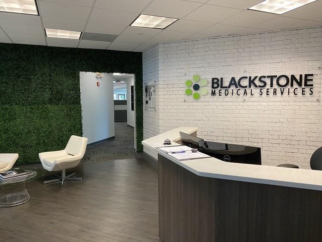 Blackstone Medical Services Headquarters in Tampa, FL