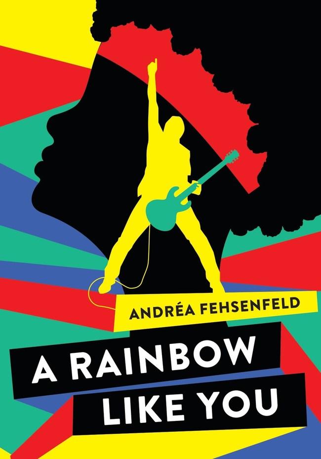 A Rainbow Like You - Book Cover