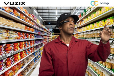 Vuzix to Host Webinar with Oculogx to Discuss Optimized Hands-Free Pick-From-Store Operations to Support the Growing Trend in E-Commerce Curbside Delivery