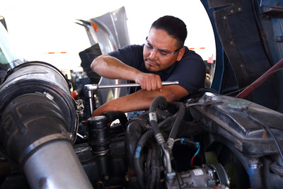 Ancora Education provide TxDOT employees with training on diesel truck engines and heavy equipment operations.