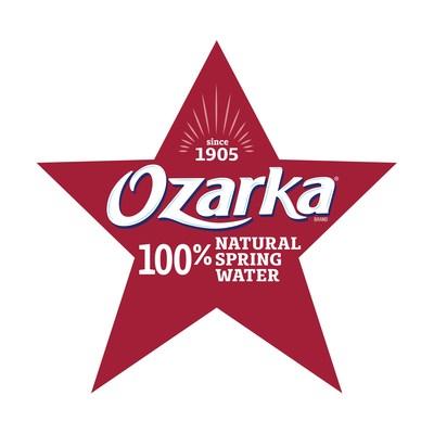 Ozarka Brand 100% Natural Spring Water (PRNewsfoto/Ozarka Brand 100% Natural Spring Water)