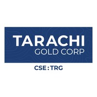 Tarachi Gold Corp. Logo (CNW Group/Tarachi Gold Corp.)