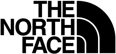 The North Face logo (PRNewsFoto/The North Face) (PRNewsfoto/The North Face)