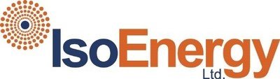 IsoEnergy Ltd. Logo (CNW Group/IsoEnergy Ltd.)