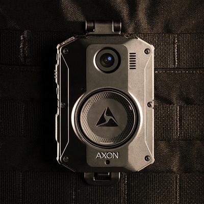 Axon Body 3 Camera