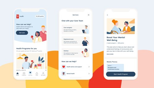 Loblaw works with League to help transform how Canadians access and navigate healthcare through the launch of PC Health app (CNW Group/Loblaw Companies Limited)