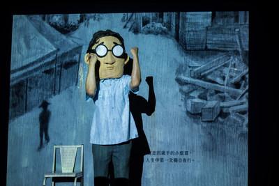 "BOOKFEST digital platform showcase ""The Testimony in Salted Rain"""
