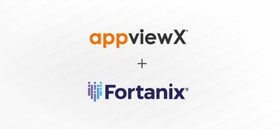 aapview and Fortanix logo