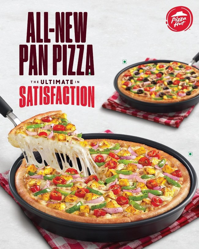 Pizza Hut India launches ten new variants of its iconic pan pizzas to give pizza lovers the #UltimatePanSatisfaction