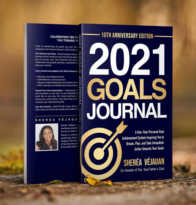 2021 Goals Journal