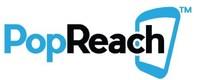PopReach Logo (CNW Group/PopReach Corporation)