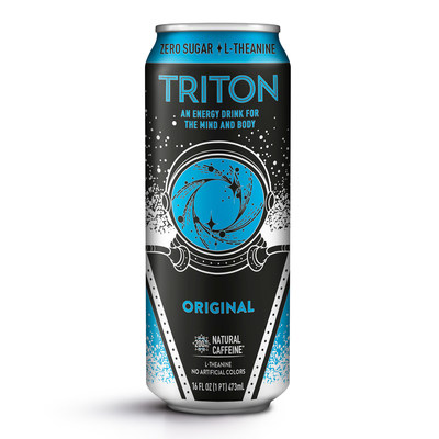 Designed for anyone who wants to boost energy levels, Triton is described as