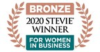 Cactus Communications Bags Two Coveted Stevie® Awards in 2020 Stevie Awards for Women in Business