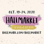 Hallmark Brings Local Artistry to National Stage Through Virtual Hallmarket Art Festival