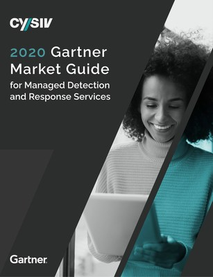 Cysiv has been identified as a Representative Vendor in the Gartner Market Guide for Managed Detection and Response Services report.