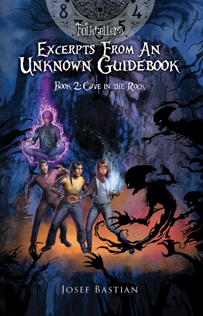 Excerpts from an Unknown Guidebook: Book II: Cave in the Rock