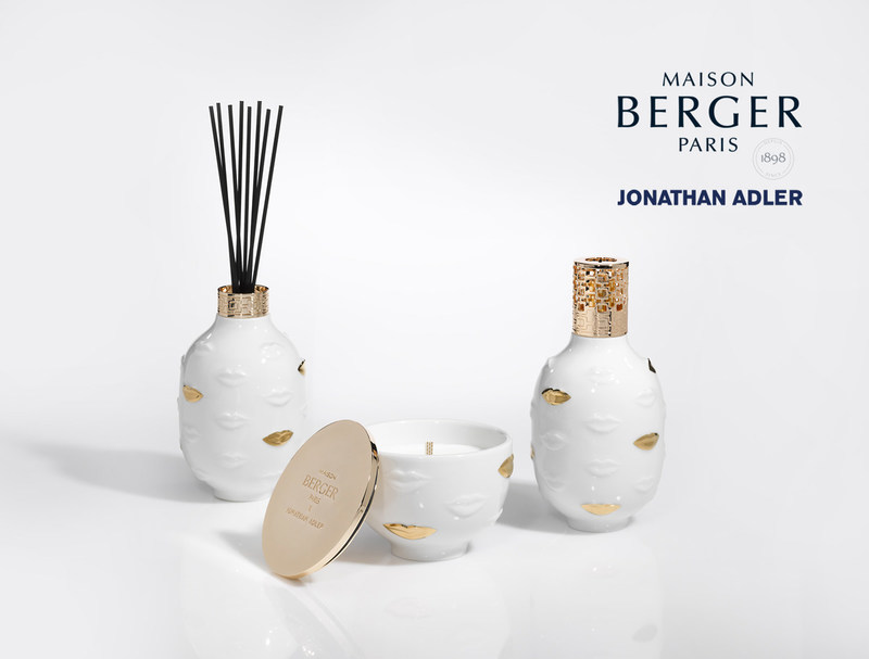 Maison Berger X Jonathan Adler: Muse collection