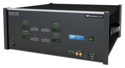Summit™ T516 PCIe 5.0 and CXL x16 link width Protocol Analyzer (PRNewsfoto/Teledyne LeCroy)