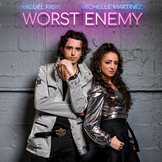 """Michelle Martinez + Miguel Fasa: """"Worst Enemy"""""""