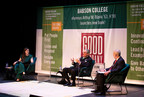 Babson College Hosts The Home Depot Co-founder and Alumnus, Arthur M. Blank, for Conversation on Values-based Leadership