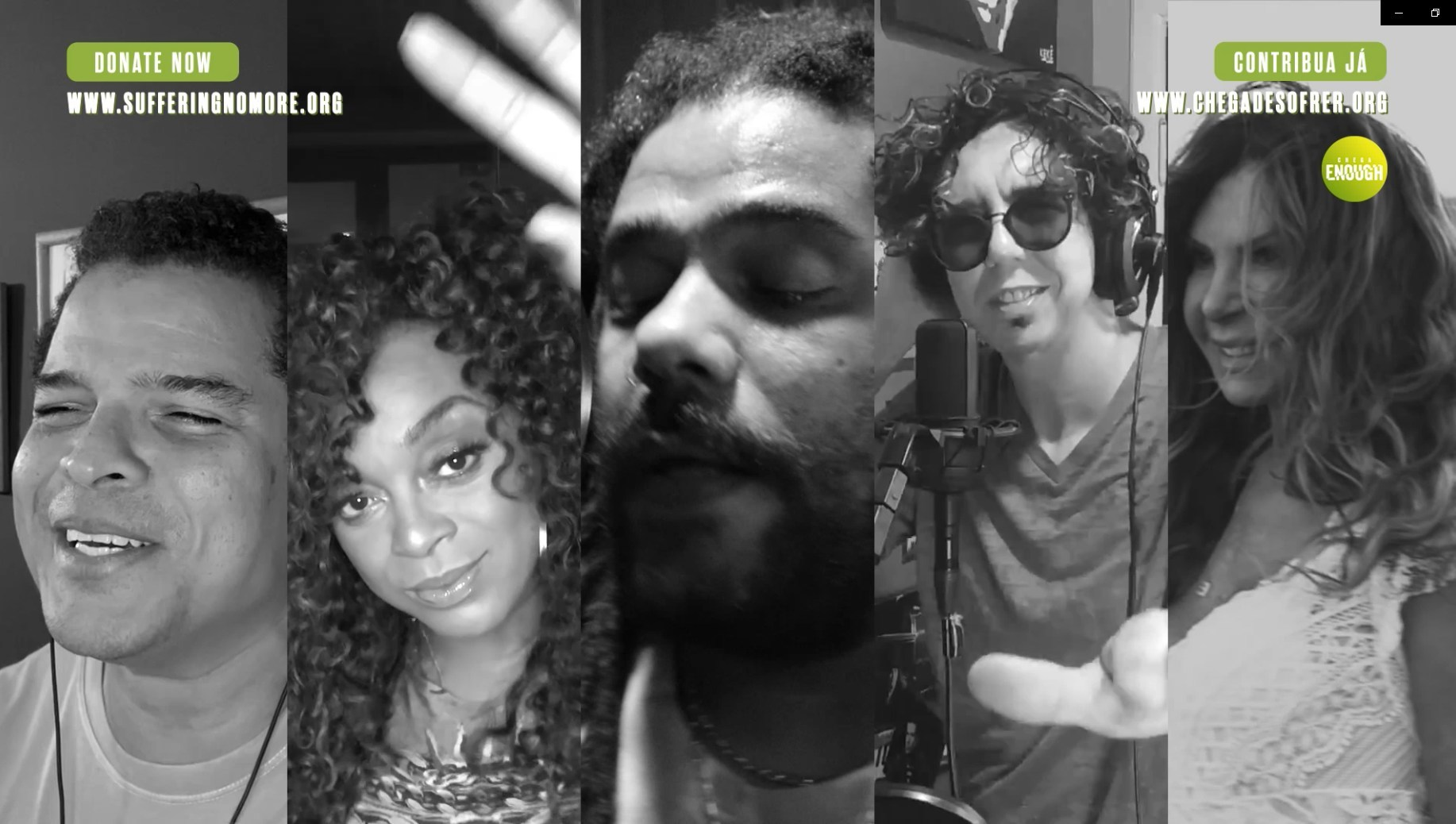 Celebrity Musicians Have Banded Together to Launch a Fundraising Campaign for Struggling Brazilian Immigrants in the Arts, Events & Entertainment Industries