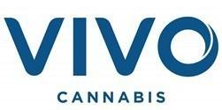 Vivo Cannabis Logo (CNW Group/VIVO Cannabis Inc.)