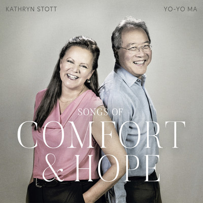 Yo-Yo Ma & Kathryn Stott - Songs of Comfort and Hope - Available December 11, 2020