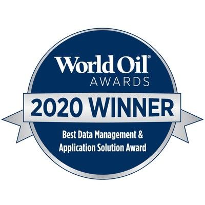 REVEAL ENERGY SERVICES : Winner of World Oil Awards 2020 - Best -Data-Management--Application-Solution