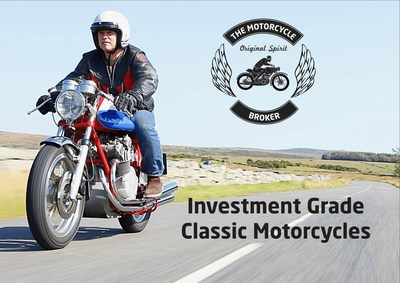 Paul Jayson rides the legendary MV Agusta 750s