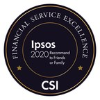 Eleven Years and Counting! Tangerine Bank is Recognized Yet Again with the Recommend to Friends or Family Award Among All Financial Institutions as part of the 2020 Ipsos Financial Service Excellence