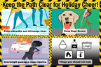 Keep the path clear for holiday cheer!