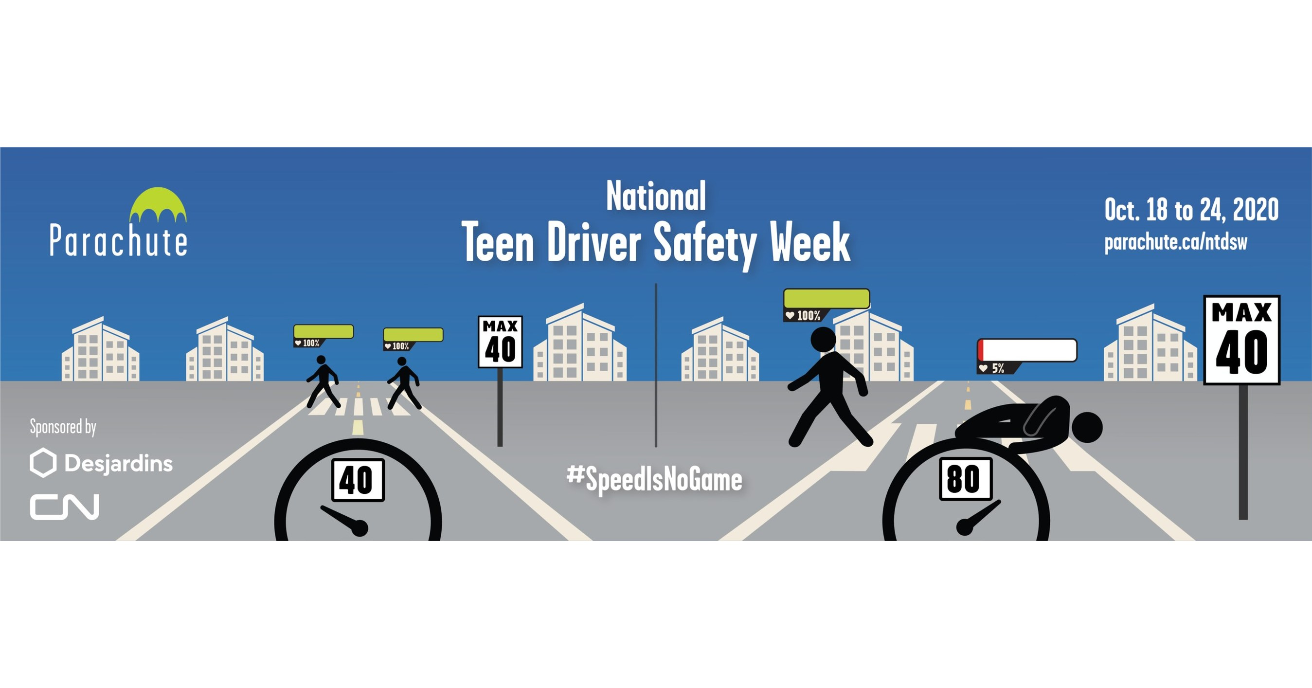National Teen Driver Safety Week focuses on risks of speeding