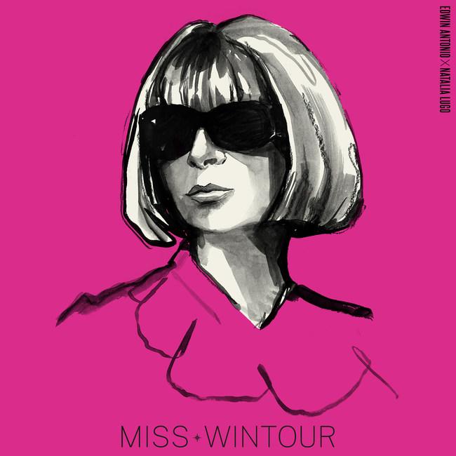 Miss Wintour, Single Cover