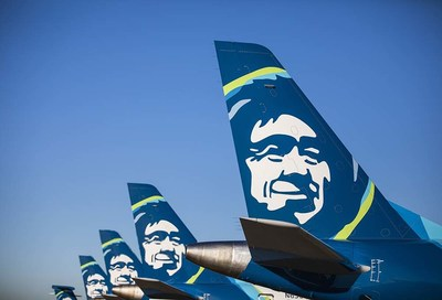 Alaska Airlines launches Embraer 175 jet service in the state of Alaska. Service introduced on Alaska Day