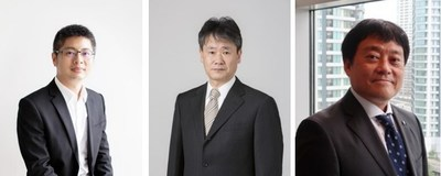 (Left) James Cheng, Chief Operating Officer, CyCraft Japan;(Middle)Hiroshi Iwase, Managing Executive Officer, General Manager of Business Consulting Unit, Mitsubishi Research Institute, Inc.;(Right) Hirotaka Kawamura, Executive Officer and General Manager, IT Solutions Division, INES.