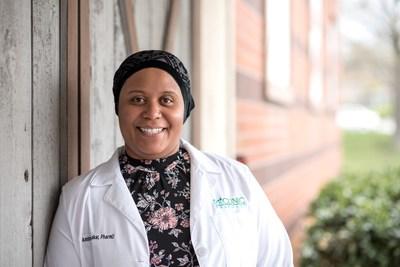 Amina Abubakar, PharmD, NCPA's 2020 Willard B. Simmons Independent Pharmacist of the Year Award Winner